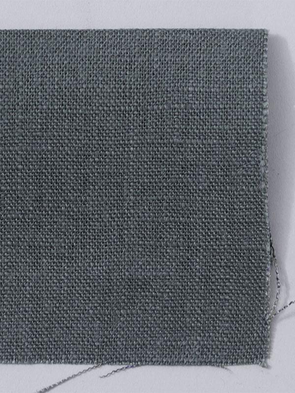 お試し生地 ベルギーリネン 中厚地 ディムグレー 【ネコポス可】 k03919w011-s
