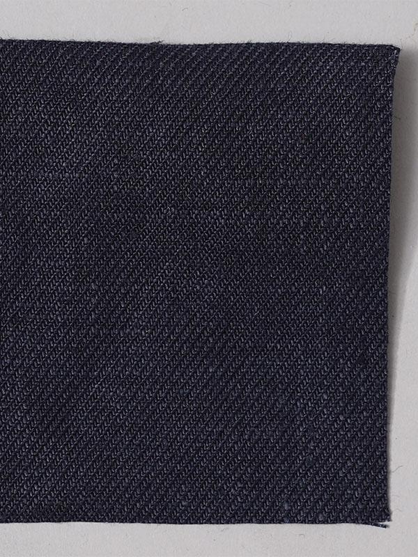 お試し生地【wafu premium linen】北フランス産の厳選された超上質なリネン ノクターン 【ネコポス可】 k1551w003-s