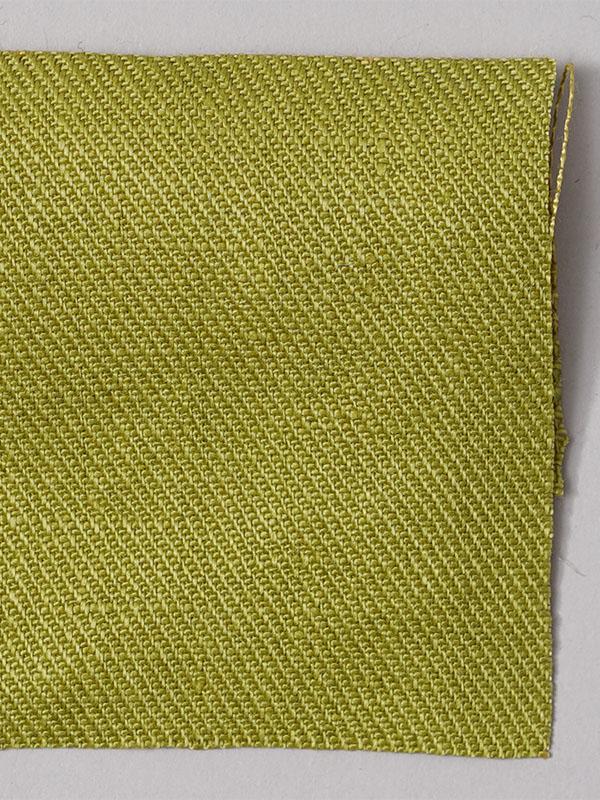 お試し生地【wafu premium linen】北フランス産の厳選された超上質なリネン シャトルーズグリーン 【ネコポス可】 k1551w005-s