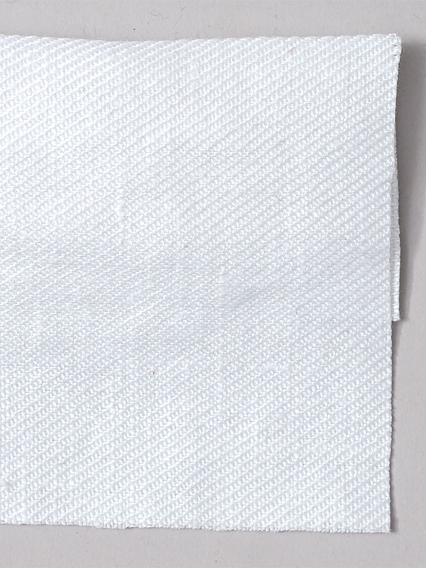 お試し生地【wafu プレミアムリネン】北フランス産の厳選された超上質なリネン ホワイト 【ネコポス可】 k01551w0wh-s