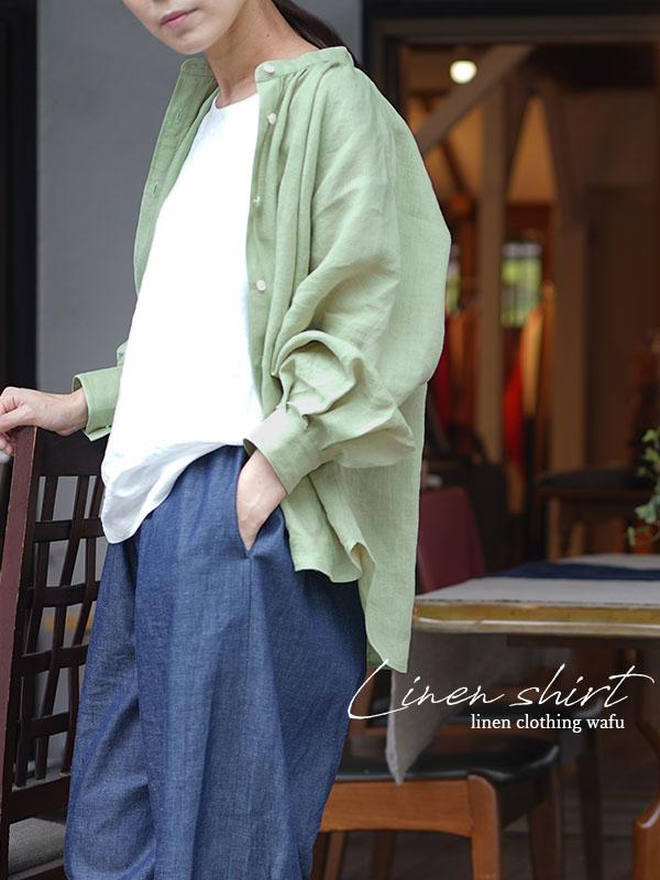リネンエンターテイメントなら【wafu】~リネンワンピース・リバティワンピース・スカートなど品揃え豊富~