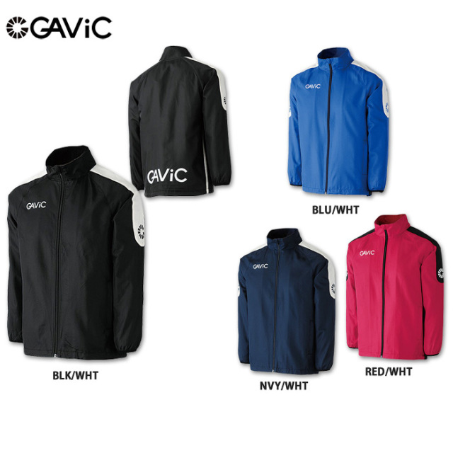 【GAVIC】GA1121 AKピステトップ(フルZIP)裏メッシュ付(M~XXL)