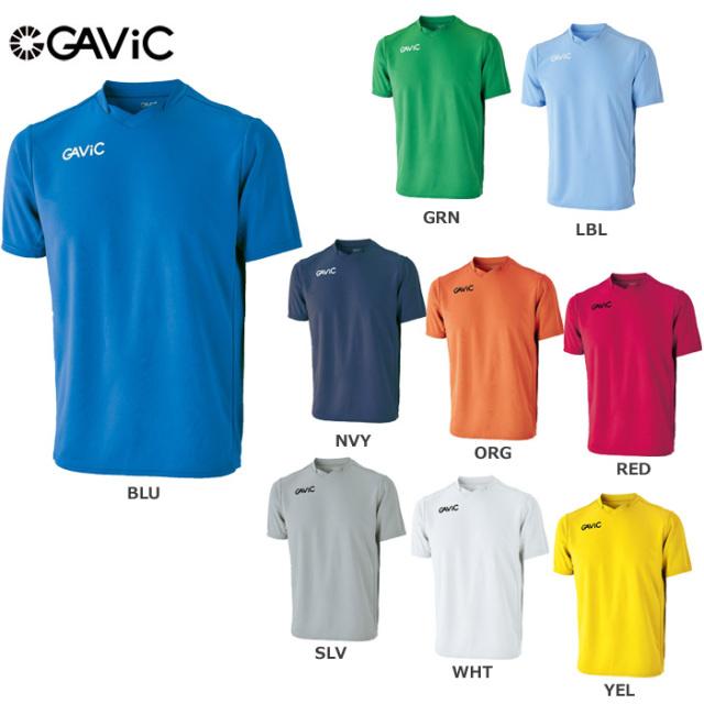 【20FW】【GAVIC】GA6001 ゲームシャツ【半袖】(S~XXL)【★1着までクリックポストOK 送料220円】