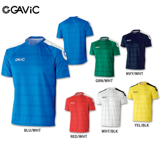 【GAVIC】GA6163 Ak昇華ゲームトップ(M~XXL)