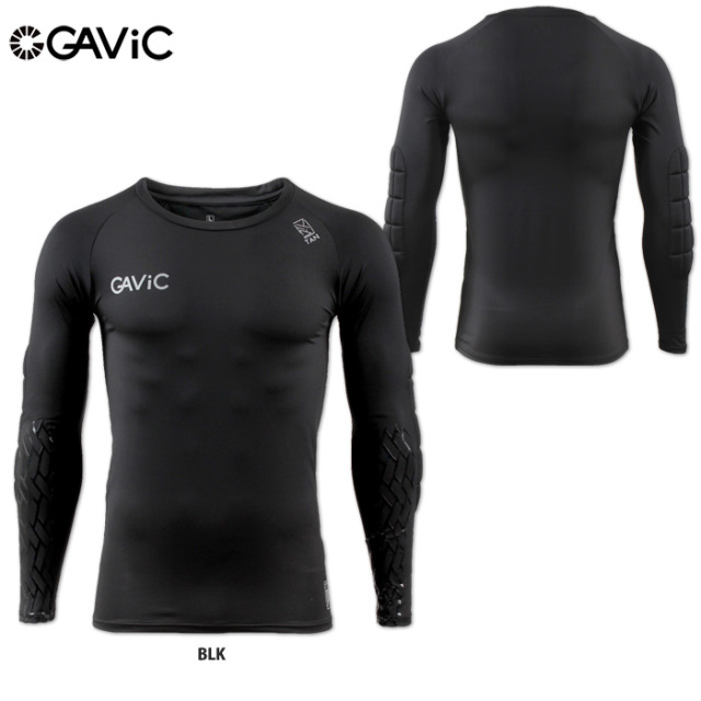 【19SS】【GAVIC】GA8087 パッド付ロングプラシャツGK(S~XXL)