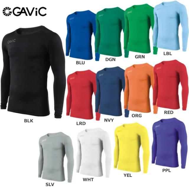 【GAVIC】GA8351 ストレッチインナートップ(丸首)(S-M・M-L・L-XL)