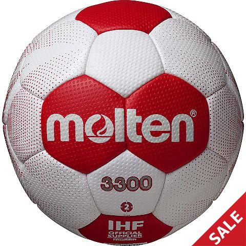 【モルテン】 H2X3300-S0J【練習球】 ヌエバX3300 2号【IHFスペシャルエディション】【即納】