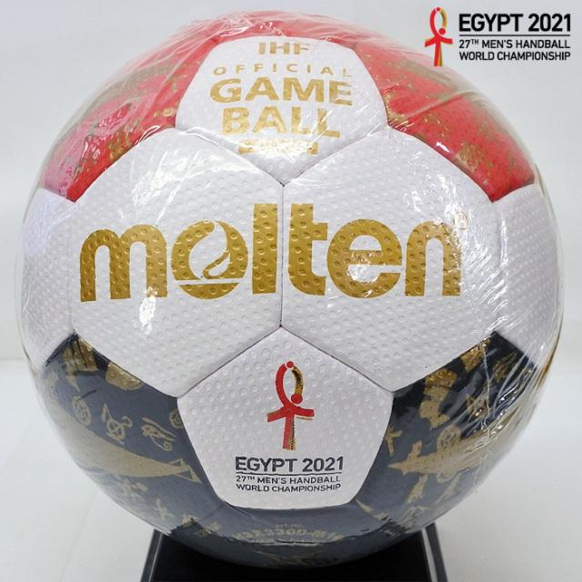 【21SS】【モルテン】H3X3300-M1E【練習球】ヌエバX3300 3号 エジプト大会レプリカ【IHFスペシャルエディション】【即納】