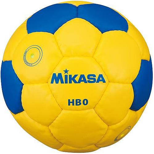 【ミカサ】HB0【練習球】空気を入れないハンドボール0号