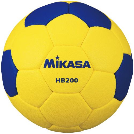 【ミカサ】HB200【屋外専用】 【検定球】ハンドボール 2号