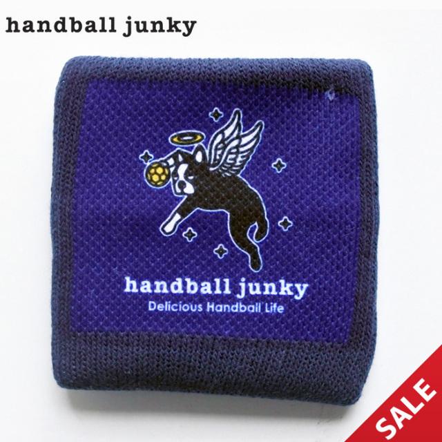 【SALE】【HANDBALL JUNKY】HJ16006 リストバンド【1個入り】【★6個までクリックポストOK 送料220円】【★即納】