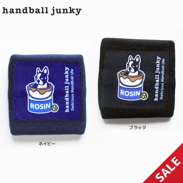 【SALE】【HANDBALL JUNKY】HJ16007 リストバンド【1個入り】【即納】