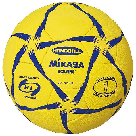 【ミカサ】HP103-YB【屋外用】【練習球】ボラーレ1号【★即納】