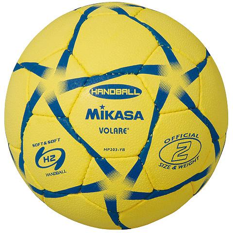 【ミカサ】HP203-YB【屋外用】【練習球】ボラーレ 2号【★即納】