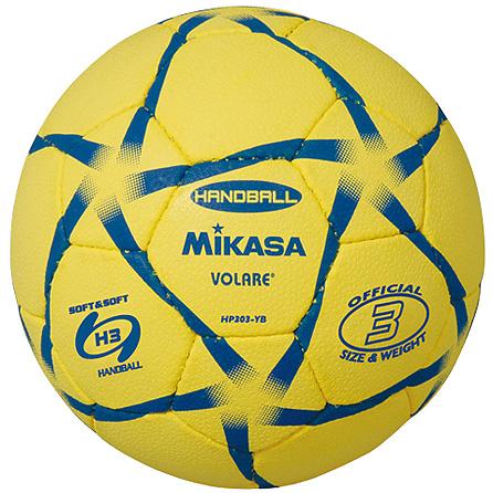【ミカサ】HP303-YB【屋外用】【練習球】ボラーレ 3号【★即納】
