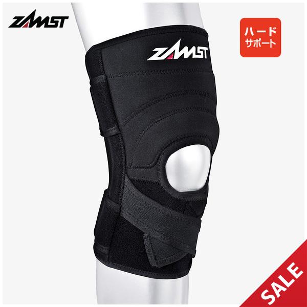 【SALE】【ザムスト】308701 ZK-7 【ハードサポート】【ヒザ用サポーター 左右兼用】(S)【即納】
