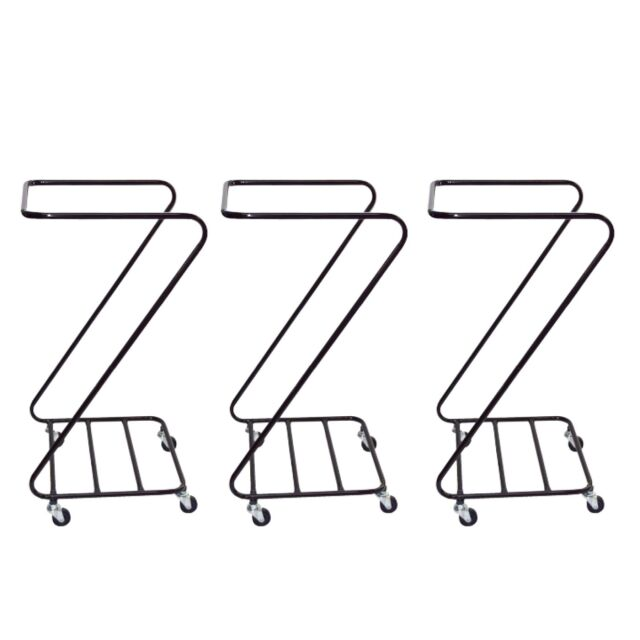 オリタニ Z型ランドリー ブラウン 3台