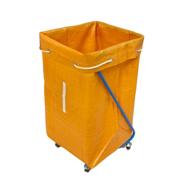 Z型ランドリー ポリカバーオレンジ セット
