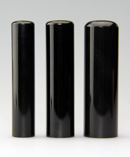 女性3本セット 黒水牛 10.5・12・15 代引手数料無料