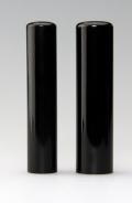 女性2本セット 黒水牛 12・15 代引手数料無料