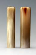 女性2本セット オランダ水牛 牛角色(極上) 12・15 送料・代引手数料無料