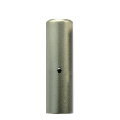 印鑑の素材 ブラストチタン 丸棒