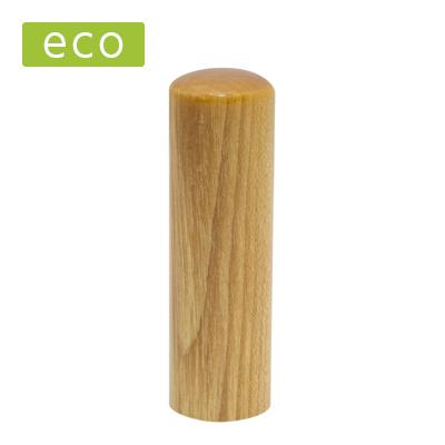 印鑑の素材 楓 丸棒