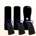 代表印・銀行印・角印 玄武(黒彩樺) 法人3本牛皮袋付 特価セット