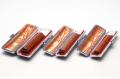 実印・銀行印・認印 彩樺 15+12+10.5mm 3本モミ皮ケース付セット