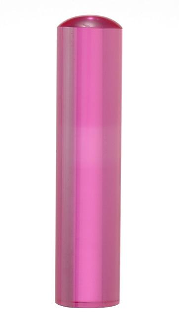 宝石印(貴石印) ルビー 実印 16.5mm×60mm