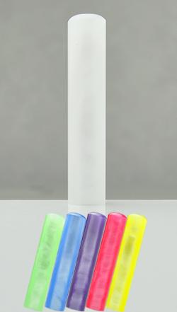 パールグラス(カラーラクト) 認印 12.0mm×60mm