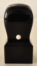 黒水牛(極上芯持) 会社角印 30.0mm×60mm