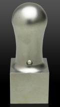 チタン(ブラスト) 会社角印 天丸角24.0mm×60mm