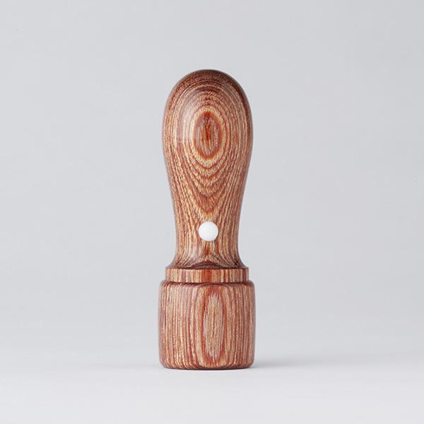 法人実印 彩樺18.0mm天丸