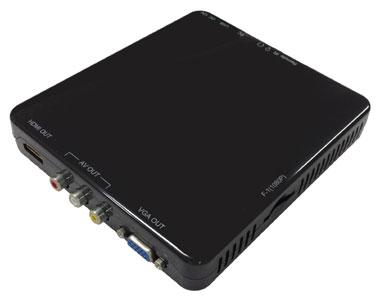 F-1 (1080Pハイビジョン メディアプレーヤー)