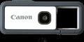 キヤノンデジタルカメラ iNSPiC REC FV-100 グレー