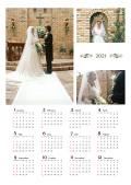 2021写真のカレンダー