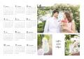 写真カレンダー