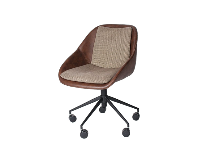 PUNISH office chair パニッシュオフィスチェア a.depeche アデペシュ/キャスター付き