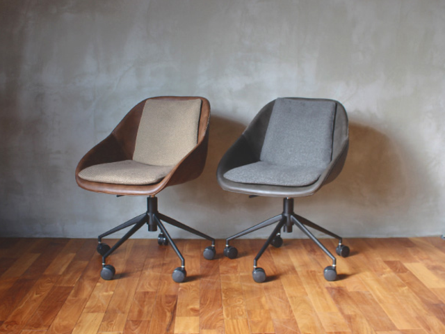PUNISH office chair パニッシュオフィスチェア a.depeche アデペシュ
