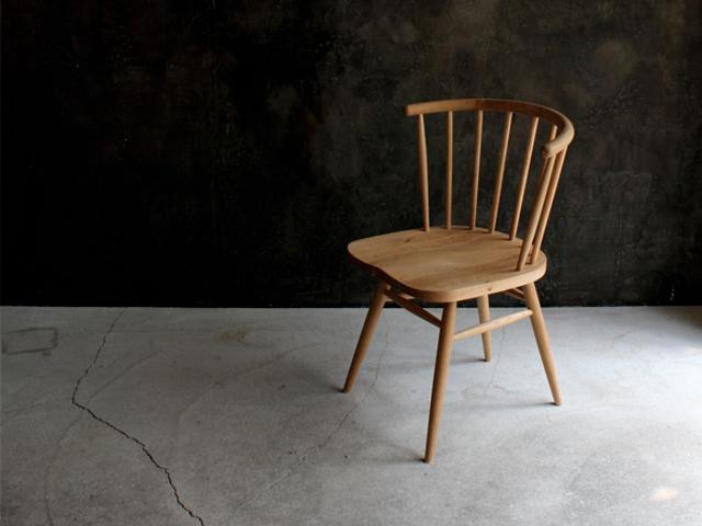 half round chair ハーフラウンドチェア a.depeche アデペシュ