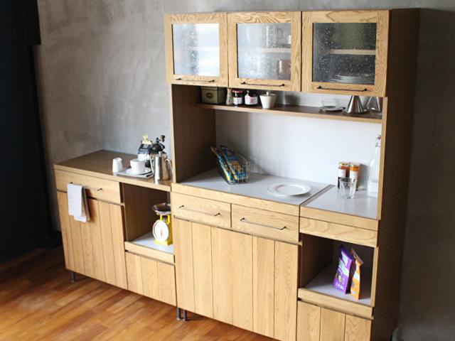 cadeal kitchen board 1200 カデルキッチンボード1200 a.depeche アデペシュ/ダイニングボード/食器棚