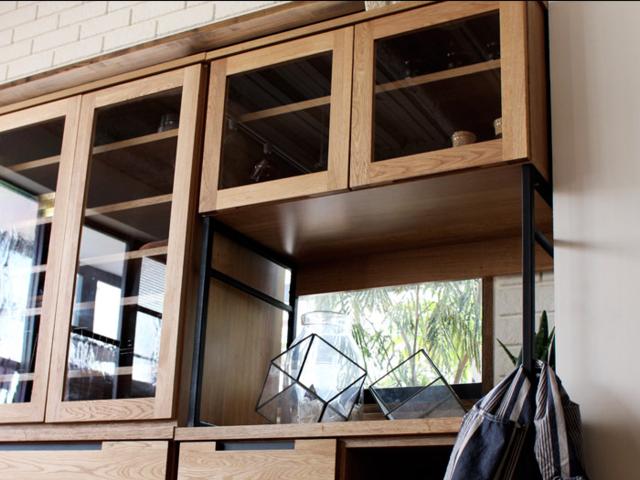 splem kitchen board 800 スプレムキッチンボード800 a.depeche アデペシュ/ダイニングボード/食器棚