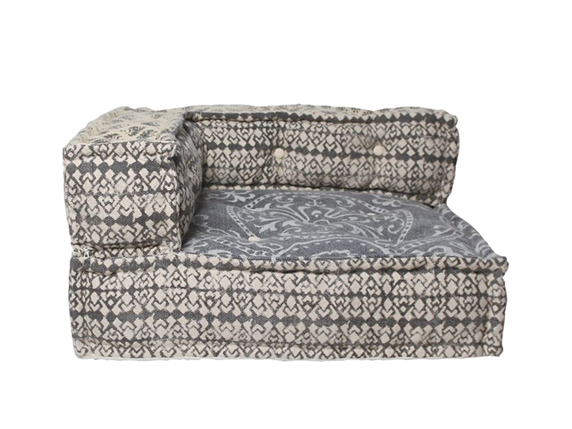 block multi sofa corner GEO gray ブロックマルチコーナーソファ GEOグレー a.depeche アデペシュ/ソファ