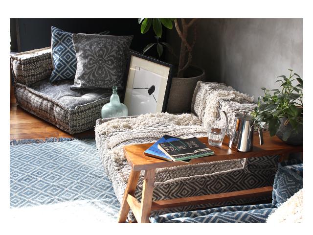 block multi sofa center MAC white ブロックマルチソファ マックホワイト a.depeche アデペシュ クッション