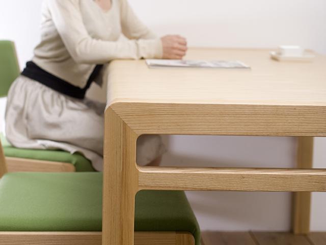 ballena dining table バレナ ダイニングテーブル AJIM アジム