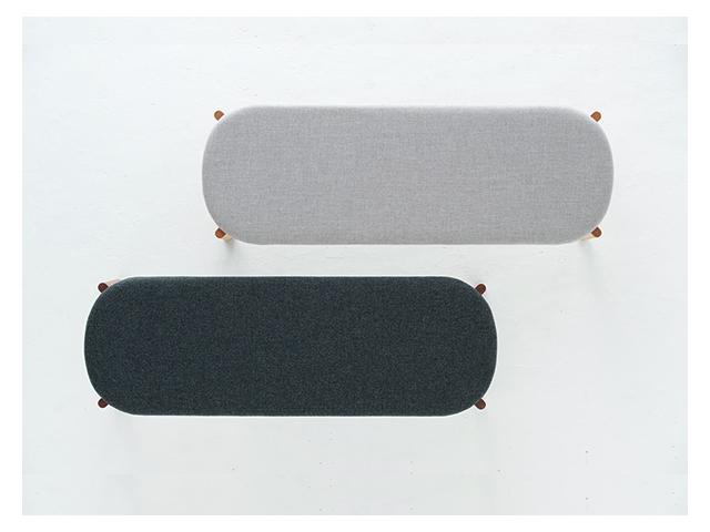 bridge bench ブリッジベンチ bellacontte ベラコンテ/タイスデザイン クッション付き