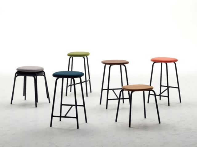buns stool バンズツール bellacontte ベラコンテ/椅子 タイスデザイン カウンター ハイスツール
