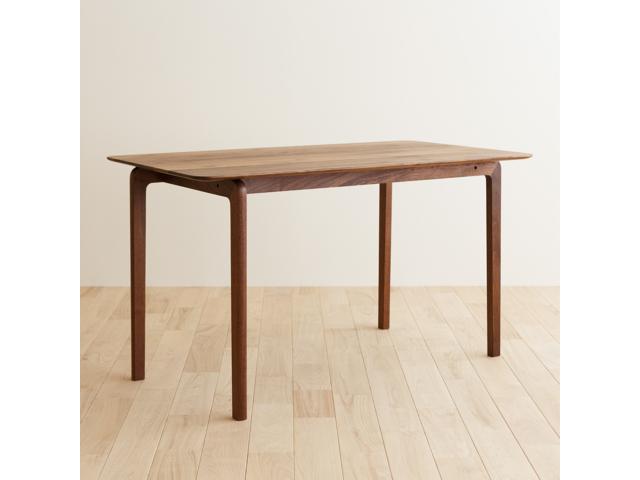 LISCIO リッショ ダイニングテーブル 126 DENTOU KOUGEI 伝統工芸 無垢材 森宣雄 小ぶり
