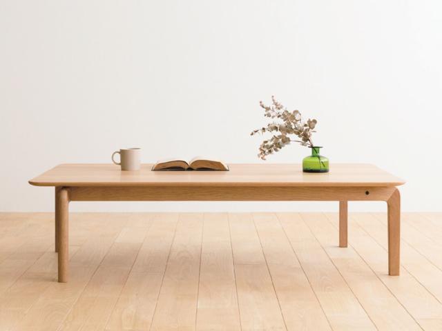 LISCIO リッショ ローテーブル DENTOU KOUGEI 伝統工芸 無垢材 森宣雄